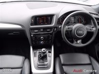 Audi Q5 2.0 TDi 177HP QUATTRO S-LINE BLACK EXTERIOR PACK