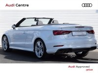 Audi A3 CABRIOLET 1.4TFSi 150HP S-TRONIC S-LINE 2DR