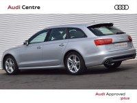 Audi A6 2.0 TDi 190HP MULTI-TRONIC S-LINE ULTRA 5DR