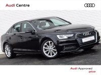 Audi A4 2.0TDi 150HP S-TRONIC S-LINE 4DR AUTOMATIC COMING SOON