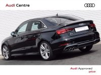 Audi A3 SALOON 1.6 TDi 110HP S-LINE S-TRONIC 4DR AUTOMATIC