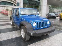 Jeep Wrangler 3.6 V6 Sport 4 Door