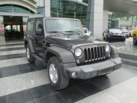 Jeep Wrangler 3.6 V6 Sport 2 Door