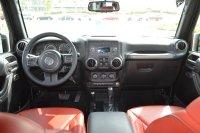 Jeep Wrangler 3.6 V6 Level Red