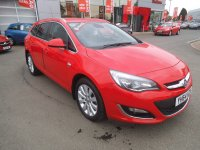 VAUXHALL ASTRA 2.0 CDTi 16v Elite Sports Tourer 5dr