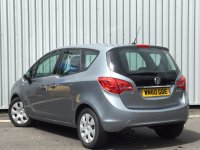 VAUXHALL MERIVA 1.4 T 16v Exclusiv 5dr (a/c)
