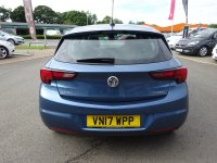 VAUXHALL ASTRA 1.4 SRI S/S 5 Door Automatic