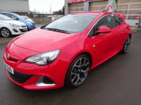 VAUXHALL GTC 2.0 i Turbo VXR 3dr (start/stop)