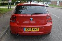 BMW 1 Series 1.6 116d EfficientDynamics Sports Hatch 3dr (start/stop)