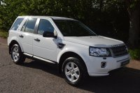 Land Rover Freelander 2.2 TD4 GS Station Wagon 4x4 5dr