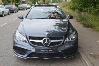 Mercedes-Benz E Class 2.1 E220 CDI BlueTEC AMG Line 7G-Tronic Plus 2dr (start/stop)