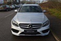 Mercedes-Benz C Class 2.1 C220 CDI BlueTEC AMG Line Saloon 7G-Tronic Plus 4dr (start/stop)