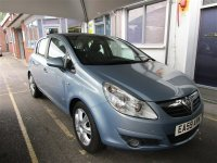 VAUXHALL CORSA 5 DOOR DESIGN 16V