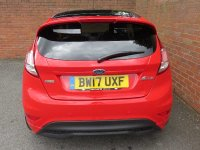 Ford Fiesta ST-Line Red