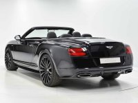 BENTLEY CONTINENTAL GTC 6.0 W12 [635] Speed 2dr Auto