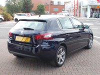 PEUGEOT 308 1.6 HDi 115 Allure 5dr