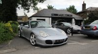 Porsche 911 (996) Turbo Manual Coupe Appreciating Modern Classic