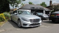 Mercedes-Benz S Class Bluetec AMG Line Executive Long Wheelbase Executive rear pack