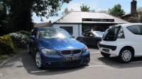 BMW 3 Series 318I M Sport 2.0 Petrol 6 Speed Manual Business Edition Sat-Nav