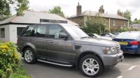 Land Rover Range Rover Sport TDV6 HSE Automatic Sat-Nav 2 Owners FSH