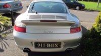 Porsche 911 996 3.6 Turbo Tiptronic Coupe Left Hand Drive