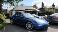 Porsche 911 (997) C2 3.6 Tiptronic Coupe Sat-Nav