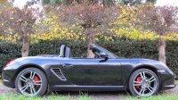 Porsche Boxster (987) 3.4S Gen 2 Manual 6 Speed Sat-Nav