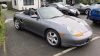 Porsche Boxster S 6 Speed Manual