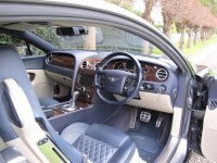 Bentley Continental GT 6ltr W12 Automatic Coupe With Sat-Nav