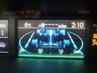 Subaru XV D SE PREMIUM -225 miles only