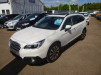 Subaru Outback D SE PREMIUM Auto AWD Navigation Leather FSH
