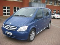 Mercedes-Benz Vito 116 CDI DUALINER SPORT COMPACT
