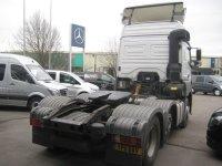 Mercedes-Benz Axor Axor 2543 LS 6x2/2 Axor 2550mm