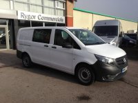 Mercedes-Benz Vito 119 BlueTEC Crew Van Long