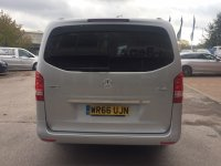 Mercedes-Benz Vito 116 Crew Van Long Sport
