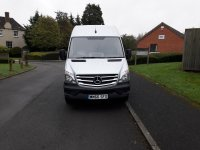 Mercedes-Benz Sprinter 314CDI Van Long Premium Edition