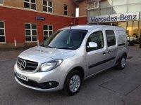 Mercedes-Benz Citan 111CDI Crew Van Extra-Long