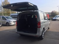 Mercedes-Benz Vito 116 Crew van Compact Sport