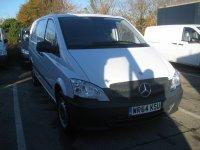 Mercedes-Benz Vito 113CDI Van Long EU5