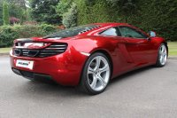 McLaren MP4 12C V8 Coupe with 1 Owner