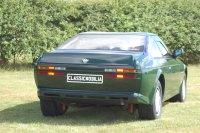 Aston Martin V8 Vantage Zagato Coupe Coupe