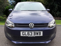 Volkswagen Polo Hatch 5Dr 1.2TDI CR 75 DPF EU5 Match Edition