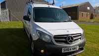 Mercedes-Benz Citan 109 CDI EXTRA LONG