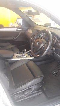 BMW X3 xDRIVE 30d