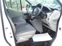 Vauxhall Vivaro 2.0CDTI [115PS] Van 2.7t Euro 5