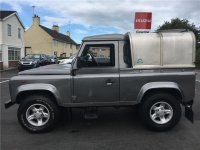 Land Rover Defender County PickUp TDCi