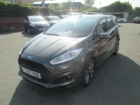 Ford Fiesta 5dr 1.0t 100ps St-line Nav EcoBoost
