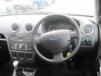 Ford Fusion 1.6 TDCi Zetec 5dr [Climate]