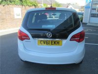 Vauxhall Meriva 1.4i 16V Exclusiv Limited Edition 5dr