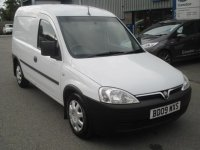 Vauxhall Combo 1700 1.3CDTi 16V Van [75PS]